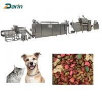 Cheap DARIN Floating Fish Feed Dog Pet Food Processing Machinery English Manual for sale