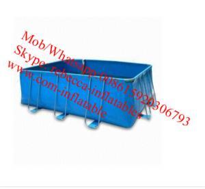 Cheap intex frame pool metal frame swimming pool metal frame pool for sale