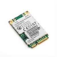 Cheap Non - transparent IP protocol stack HSDPA 3.6 Mbps DL / 384 Kbps UL Mini 3G Module, ssd mini pcie for sale