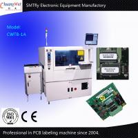Cheap Cnc Pcb Labeling Machine With High Precision Ccd System for sale