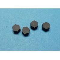 Cheap High Mechanical Strength PCD Wire Drawing Die Blanks Self Supported Hexagonal Diamond H2010 for sale