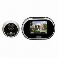 Cheap Digital Door Viewer with 16 Chord Music and 300,000 Pixels Sensor for sale