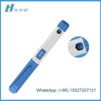 Cheap Plastic Refillable Insulin Pen Cartridge , Prefilled Insulin Syringes CE/ ISO Listed for sale