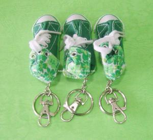 China Mini Canvas Key Chain on sale