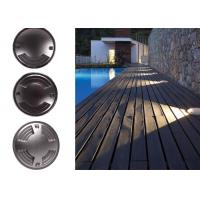 Cheap DC12Volt IP67 Waterproof LED Buried Light RGB 3W LED Recessed deck Light For Step,Stair for sale
