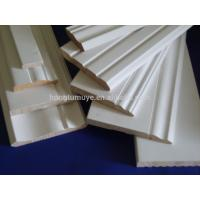 China Lacquered MDF Skirting and crown Mouldings for decoration on sale