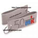 Cheap Eco-Friendly Felt Key Ring Type Felt Keychain for sale