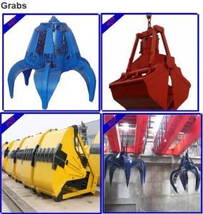 Quality Top quality heligh service low price grab birdge/overhead crane wholesale