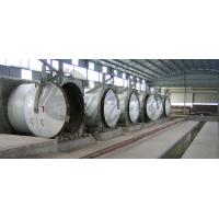 Buy cheap Medium-scale and Large-scale Sand Lime Brick AAC Autoclave / Industrial Autoclaves High Pressure from wholesalers