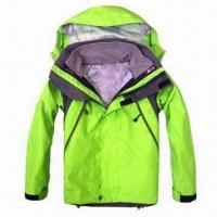 Cheap Children's Outdoor Jacket in Light Green for sale