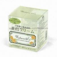 Cheap Clear PET Printed Box Packaging with Soft-touch Coating for sale