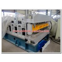 China Double Layer Steel Roof Sheet Roll Forming Line for Production of Two Different Roofing Profile Sheets on sale