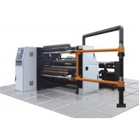 Cheap Paper / Plastic Film Slitting And Rewinding Machine For PET PVC And Package Industry for sale