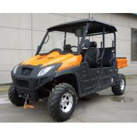 Cheap 600cc gas utility vehicles Rocky Mountain UTV 5 SEATER with Single Cylinder, 4 stroke, liquid-cooled wholesale