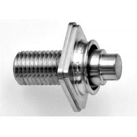 Cheap Aluminum 6061 CNC Machining Parts , Milling Machinery Spare Parts ISO Certification for sale