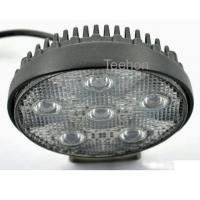 Cheap 18W Round LED Work Lighting for Jeep, 4WD, SUV and Truck for sale