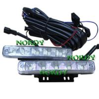 Cheap Led Daytime Running Light Auto DRL High Power 12V 10W many colors IP65 for sale