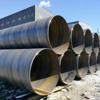 Cheap Large diameter API 5Lspiral-welded steel pipe in China manufacturer supplier for sale