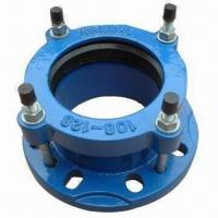 Buy cheap Wide range flange adapter, suitable for pipelines as wide tolerance system from wholesalers