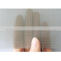 High Porosity Stainless Steel Wire Mesh  AISI304 60 / 0.19mm X 1000 Mm Non - Toxic