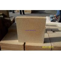Quality High Strength Fire Clay Bricks , Shaped Insulating Firebrick Low Thermal Conductivity for sale