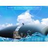 Buy cheap Rectangle 10000L PVC Bladder Tarpaulin Water Tank from wholesalers