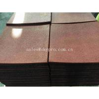 China Non - Warping EPDM Rubber Pavers Outstanding Performance For Sports Area on sale