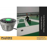 China 8 '' Cores Mounting Helipad Landing Lights 4 meters Spacing for Roof Concrete Helipad on sale