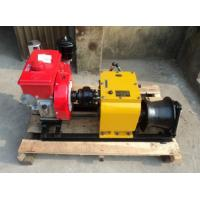 China model 3t, 5t, 8t cable winch on sale