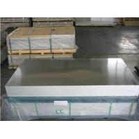 China Impact Resistance Aluminum Sheet Roll , Thin Aluminum Sheet For Wall Cladding on sale