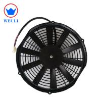 Mini Powerful AC Fan Motor , 11 Inch Refrigerated 24 Volt DC Hvac Fan Motor