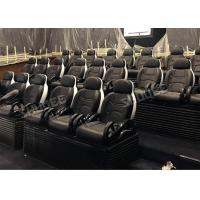 Cheap Deeply Immersive XD Theatre 12D Flight Simulaitor Cinema In Egypt Militory Museum for sale