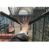 Buy cheap Tec-Sieve 358 High Security Mesh Fence Panels from wholesalers