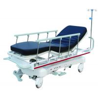Cheap Patient / Medical Stretcher bed With Locking System Castor Ambulance Equipment for sale