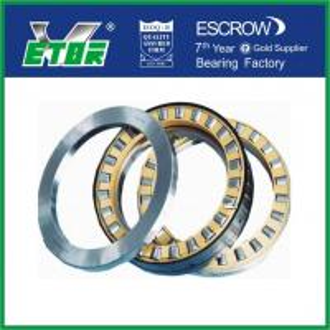 Cheap Professional OEM Thrust Ball Bearings , Tapered Roller Thrust Bearings for sale
