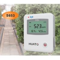 Buy cheap LCD Display Environmental Data Logger Co2 Recorder For Calibration Laboratories from wholesalers