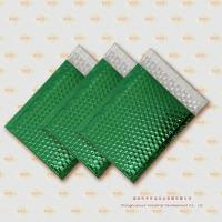 Cheap Green Metallic Bubble Mailer (MB002) for sale