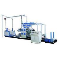 Cheap 4 Colour Flexo Printing Machine For Plastic Woven Bags / Kraft Paper Products for sale