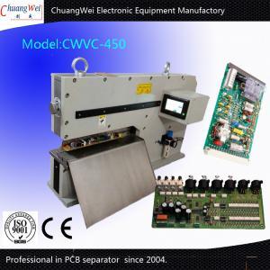 Cheap Pre Scoring Depanelizer V Groove PCB Depaneling V Scoring PCB Separator for sale