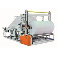 Cheap Jumbo Roll Tissue Paper Production Machine Individual Pneumatic Driving for sale