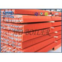 Cheap Painted Red Boiler Fin Tube High Efficiency ASME Standard Third Party Inspection wholesale
