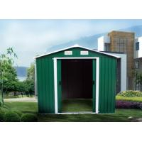 Cheap Waterproof Corrugated Metal Shed Hige Strength Easy Installation Resisting Rain for sale