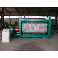 Cheap Two Rollers Metal Flattening Machine For Expanded Metal Mesh / Wire Mesh for sale