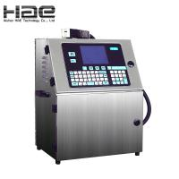Buy cheap Multi Ink Color Continuous Inkjet Coding Machine Industrial Coding Printer from wholesalers
