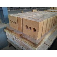 Cheap Shaped Insulating Fire Clay Brick Refractory For Pizza Oven / Blast Furnaces for sale