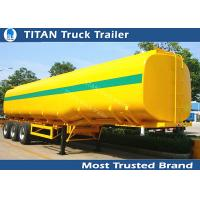 Cheap 40000 Liters milk tanker trailer , 1 3 5 compartment pneumatic tank trailers for sale