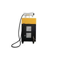 Cheap Electric Fuel 350W Portable Laser Rust Removal Machine for sale