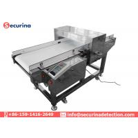Cheap Food Processing Industry High Precision Metal Detector Machine With Data Logging for sale