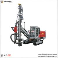 Cheap Full Hydraulic Surface Drill Rigs , High Power / Pressure Drilling Rig Machine for sale