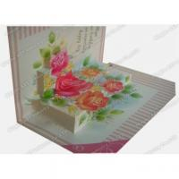 China Pop-up Greeting cards S-1203 on sale
